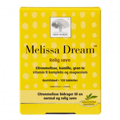 New Nordic Melissa (120 tabletter)