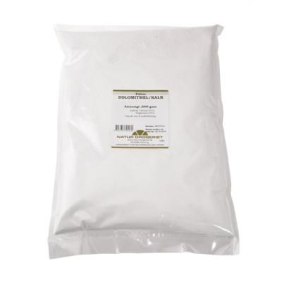 Natur Drogeriet Dolomitkalk til Jordforbedring (2 kg)