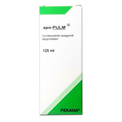 Pekana Apo Pulm Hostemixtur (125 ml)