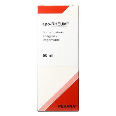 Pekana Apo Rheum (50 ml)