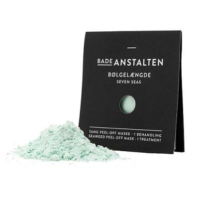 Badeanstalten Ansigtsmaske Peel-Off Tang Bølgelængde (15 ml)