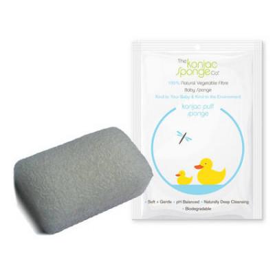 The Konjac Sponge Svamp til Baby (Rectangular)