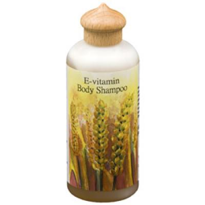 E-vitamin bodyshampoo 250 ml.