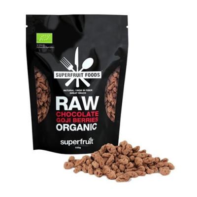Superfruit Goji Berries Raw Chocolate Ø (100 g)