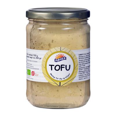 Tofu (i glas) Ø 500 ml.
