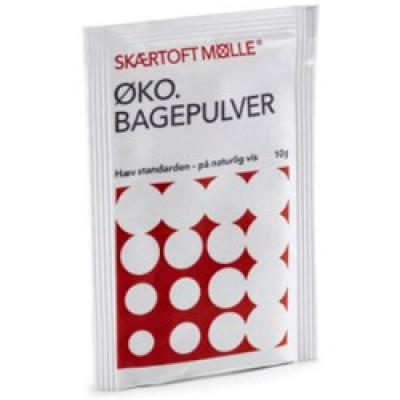 Skærtoft Mølle Bagepulver Ø 10 gr.