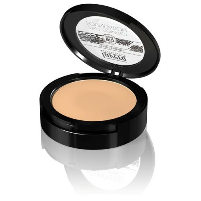 Levera Trend 2 in 1 Compact foundation Honey 03 (10g)