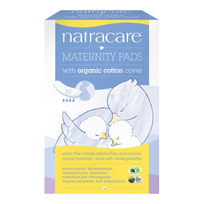 Natracare New Mother Efterfødselsbind (10 Stk)