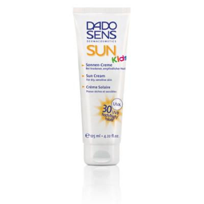 Dado Sens SUN Sun Cream Kids SPF 30 Til Sart Hud (120 ml)