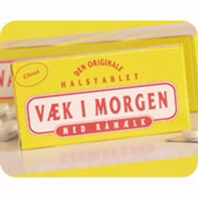 Væk I Morgen M. Citrus Halstablet (20 tab)