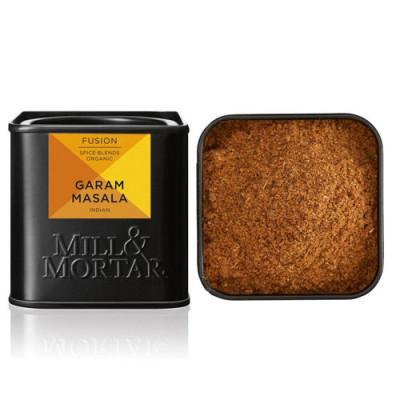 Mill og Mortar Garam Masala Krydderiblanding Ø (50 gr)