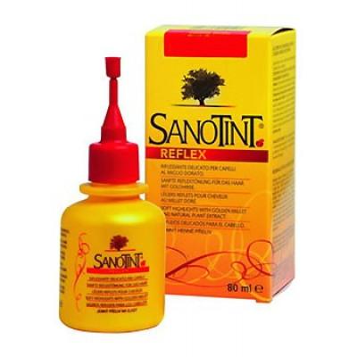Sanotint Skyllefarve nr. 58 Mahogni Rød - 80 ml.