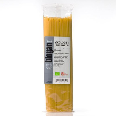 Biogan Spaghetti Ø (500 g)