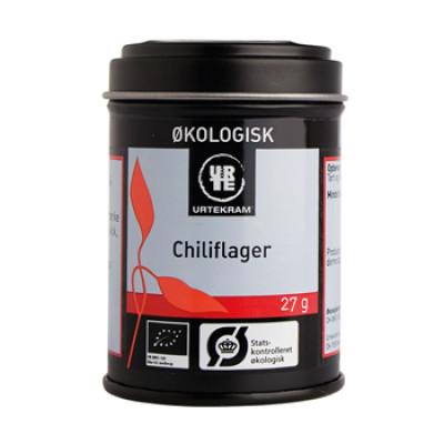 Urtekram Chilliflager Ø (23 gr)