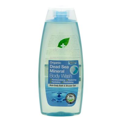 Dr. Organic Dead Sea Bath & Shower (250 ml)