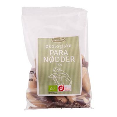 Spis Økologisk Paranødder Ø (150 g.)