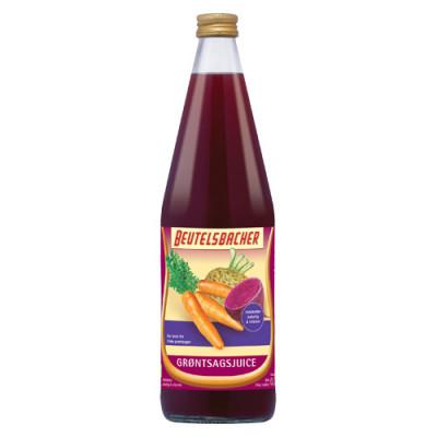 Grøntsagsjuice Ø Beutelsbacher (750 ml)