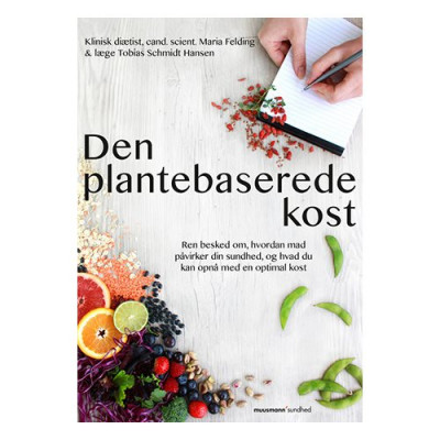 Den plantebaserede kost bog