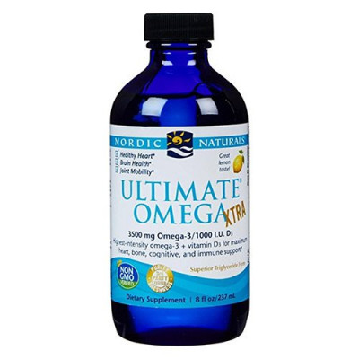 Nordic Naturals Ultimate Omega Xtra (237 ml)