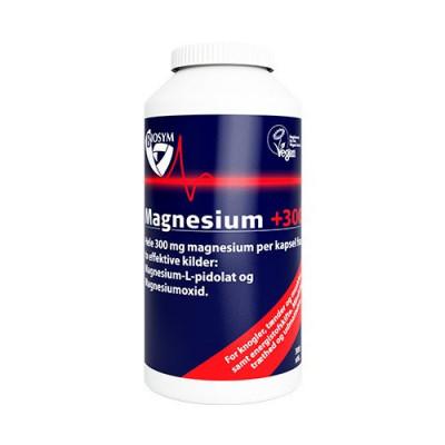 Biosym Magnesium +300 (300 kap)