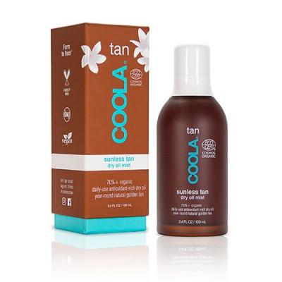 Coola Organic Sunless Tan Dry Oil Mist (100 ml)