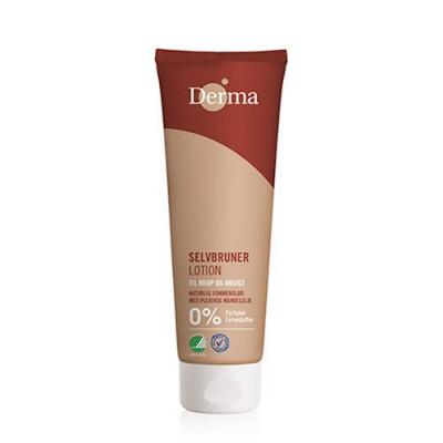 Derma selvbruner lotion