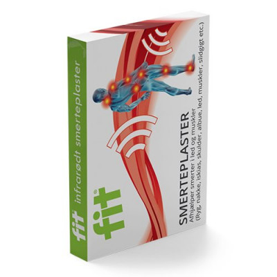 FIT Plaster universal (10 stk)