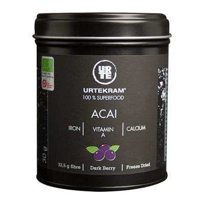 Urtekram Acai pulver Ø (30g)