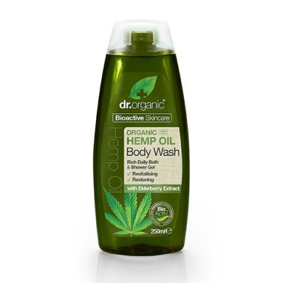 Dr. Organic Bodywash Hemp oil (250 ml)