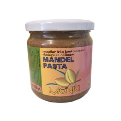 Monki Mandelsmør brun Ø (330 g)