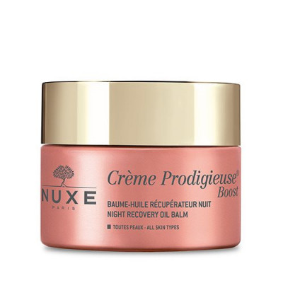Nuxe Night Recovery Oil Balm Creme (50 ml)