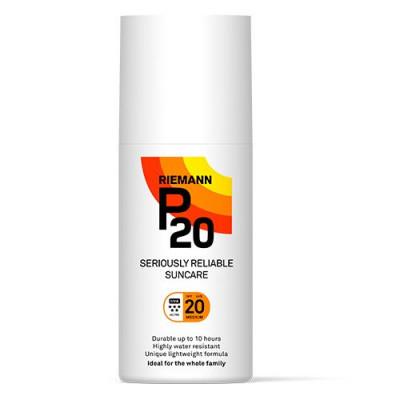 P20 Solbeskyttelse SPF 20 Spray (200 ml)