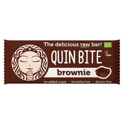 Coala's Naturprodukter Quin Bite Brownie bar (30g)