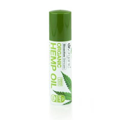 Dr. Organic Lipbalm Hemp Oil (5 ml)