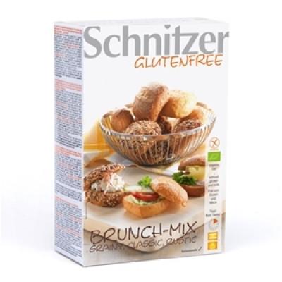 Brunch bollemix Glutenfri Øko - 200 gram