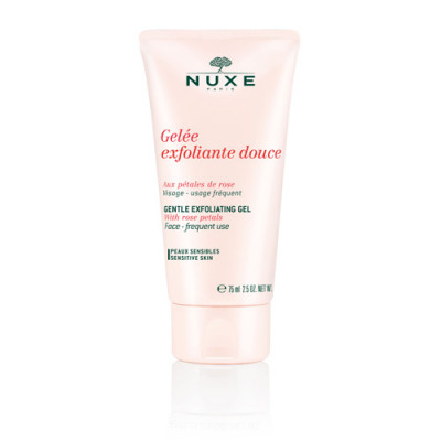 Nuxe Gentle Aromatic Exfoliant 3 Roses (75 ml)