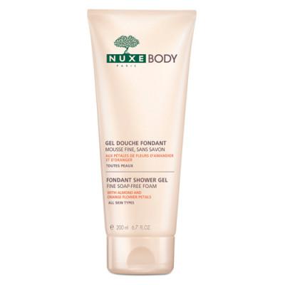 Nuxe Body Fondant Shower Gel (200 ml)