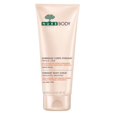 Nuxe Body Fondant Body Scrub - Almond og Orange Flower (200 ml)