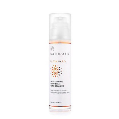 Naturativ Self-tanning Plus Bronzer (200 ml)