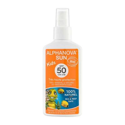 Alphanova Sun SPF50 Kids Spray (125 ml)
