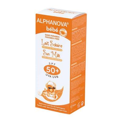 Alphanova Sun Bebe SPF50+ Milk (50 g)