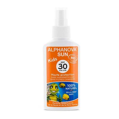 Alphanova Sun SPF30 Kids Spray (125 ml)