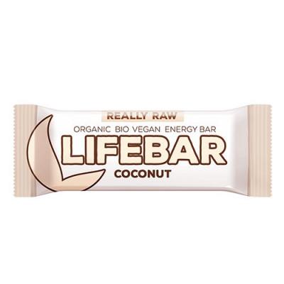 Really Raw LifeBar Coconut RAW Ø