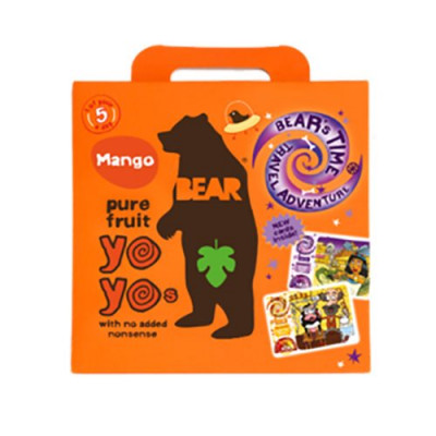 Bear Yoyo mango multipak (5x20 g)