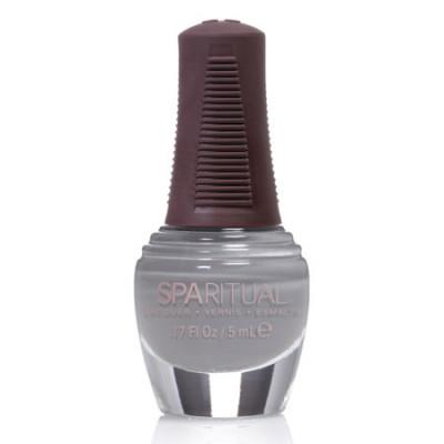 Sparituals Neglelak Mini Blå Grå 88140 (5 ml)