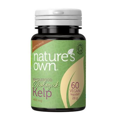 Natures Own Kelp Ø (60 kap)