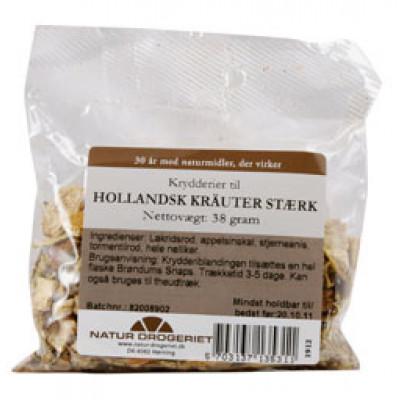 Naturdrogeriet Hollandsk Kräuter Stærk (38 gr)