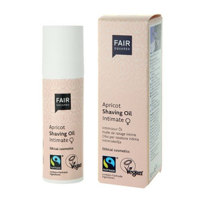 Fair Squared Shaving oil intimate (30 ml)