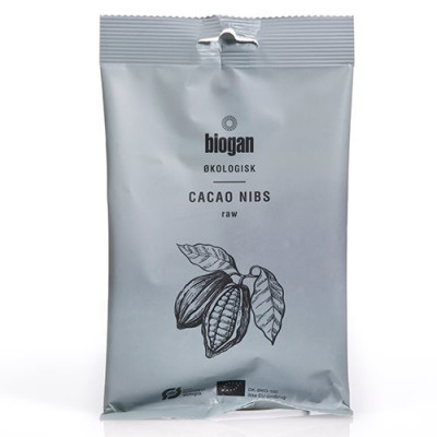Biogan Cacao Nips Criollo Raw Ø (80 g)
