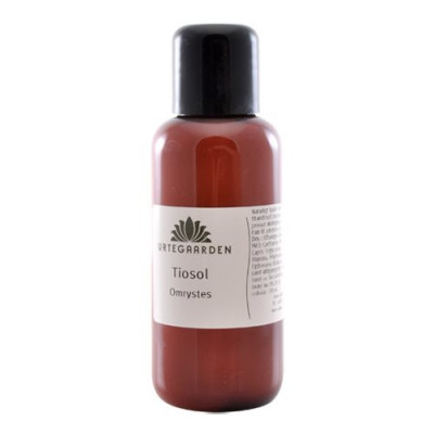 Urtegaarden Tiosol (100 ml)